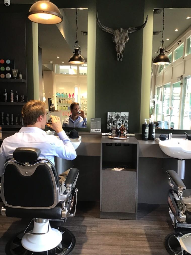 Unser KS Barber Shop in München Pasing